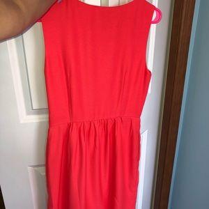 J. Crew Dresses - Coral Dress